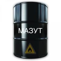 Мазут М-100 ТУ (S-1,7 воды-0%)